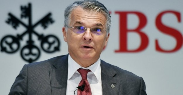 UBS earned significantly less – Ermotti optimistic