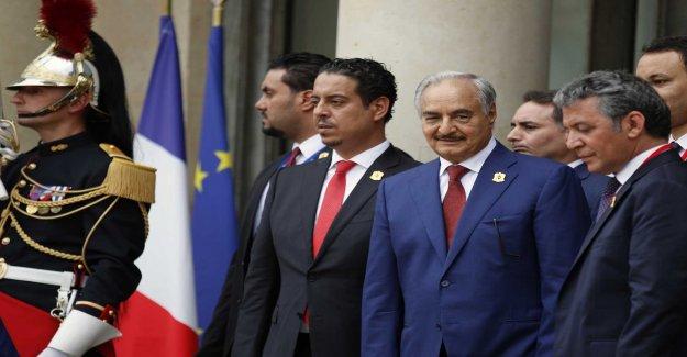 UN warns Haftar to go into Tripoli