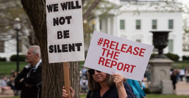 U.S. Department of justice will publish Mueller report on Thursday