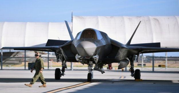 US will provide no Material for F-35 Jets and more in Turkey