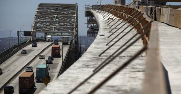 USA: Two trillion dollars for infrastructure