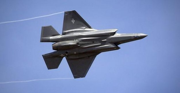 USA stop the F-35 delivery to Ankara