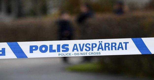 Underage girl exposed for the överfallsvåldtäkt – gray moped is sought