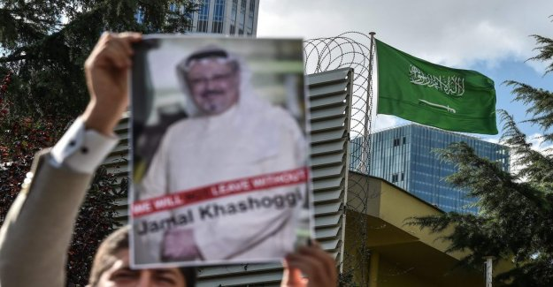 United states ports sixteen persons for involvement in the assassination of Khashoggi