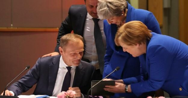 Up to the 31. October : the EU and the UK agree on Brexit-delay