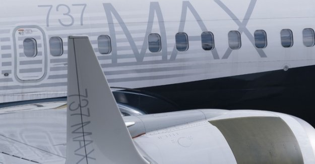 Update of the Boeing-737-Max-Software lasts for weeks