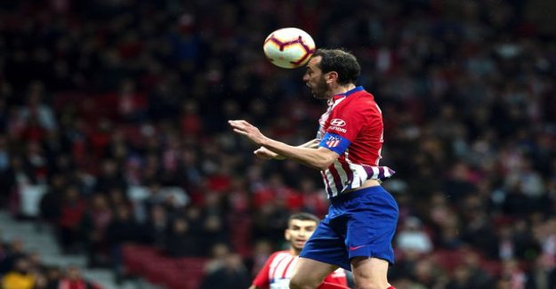 VAR let Atléticon off the hook – the difference between Barcelona narrowed momentarily at least