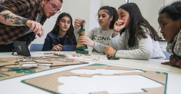 VIDEO. Ghent, the teacher involves students in the lesson with games: It increases their motivation