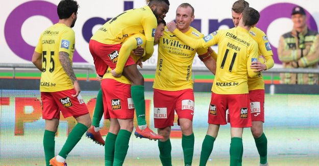 VIDEO. KV Oostende takes the scalp of Beerschot-Wilrijk after goals Coopman and Brown