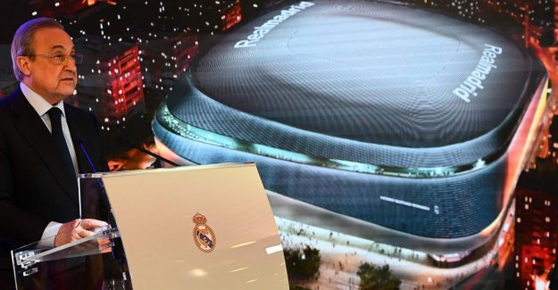 VIDEO. Real Madrid unveils impressive renovation plan Bernabéu: A universal icon