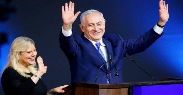 Valggyser: Both Netanyahu and Gantz declares victory