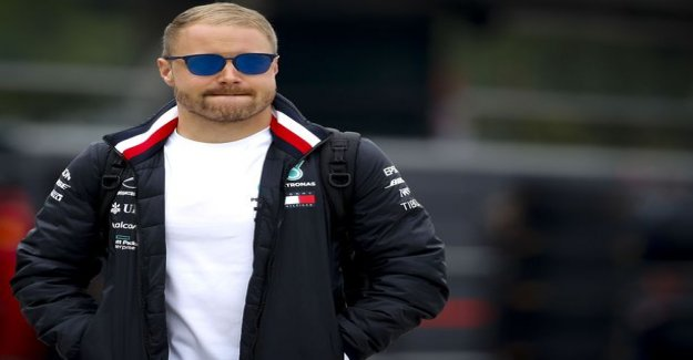 Valtteri Bottas received special comments - Jyrki lake grove puzzled: the old Man leads to the world series!
