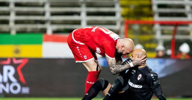 Van Damme: Bolat made a few crucial saves, but he also paid for