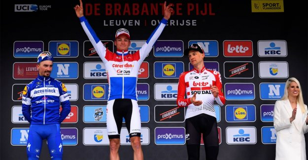 Van der Poel: Terror of Matthews in the sprint? I was really confident
