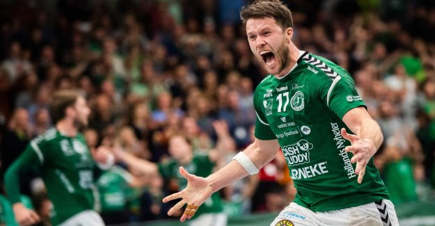 Varberg-up in the handball top league – AIK go out
