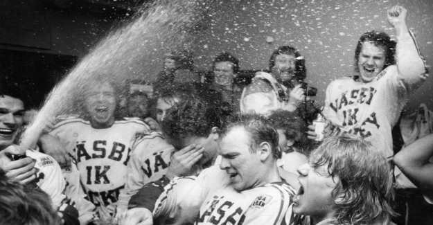 Väsby the bang of the Swedish ice hockey: We came from nowhere