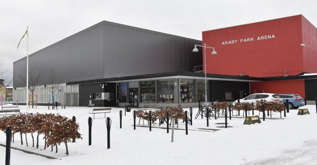 Växjö United are excluded from division 3