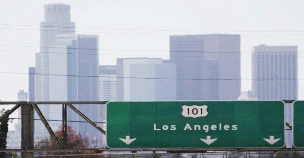 Veteran arrested for dådplaner in Los Angeles
