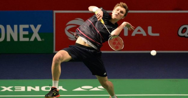 Viktor Axelsen wins the India Open