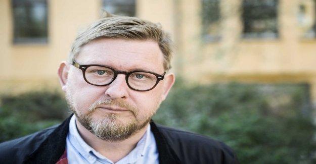 Virtanen – a victim of the åsiktskorridoren