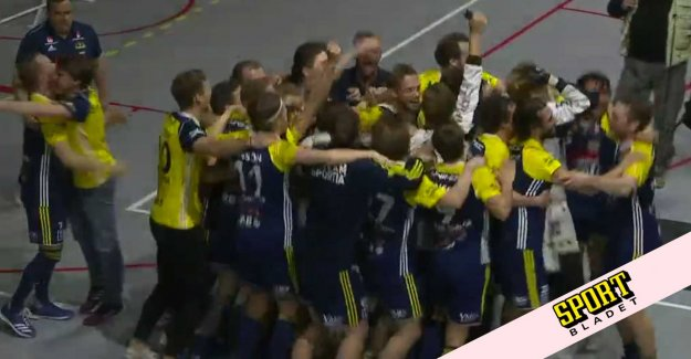 Visby clear to SSL after big drama
