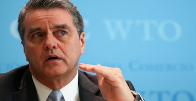WTO chief warns against historic mistake