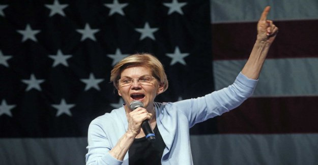 Warren would like to ask Trump's impeachment