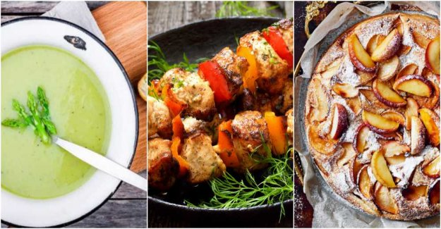 Weekly menu – recipes for the whole week 14
