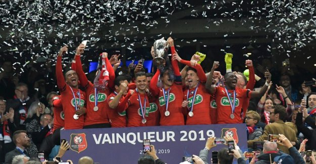 What a surprise: not PSG, Rennes wins cup in France after light at Mbappé as hélemaal goes off