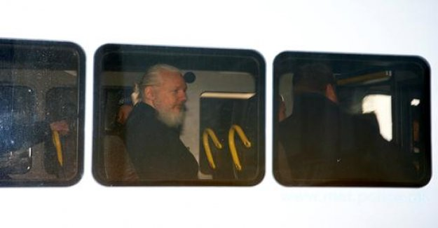 What could threaten Assange in the USA