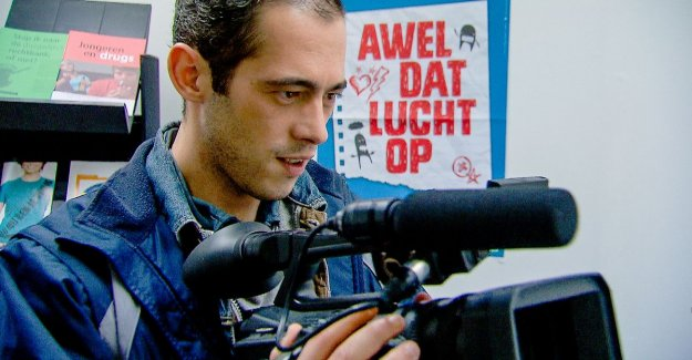 Where is Souliman De Croock in The Buurtpolitie'? In time to come the actor for months on a set of