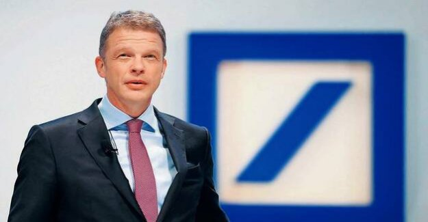 Where the hunter mentality, A year, Christian Sewing as the head of the Deutsche Bank