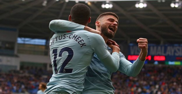 Wild's end: Chelsea won after dommerfejl