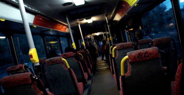 With the introduction of the bus service, with flexible nattstopp