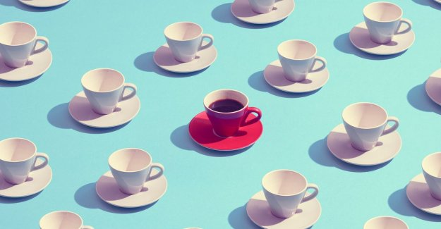 With this app determines the fate who of coffee or tea, need to catch up on work
