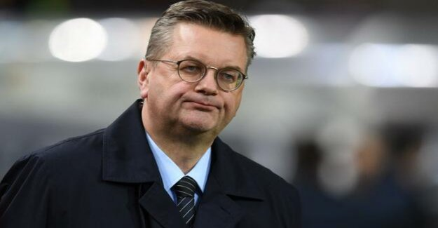 Withdrawal from Fifa and Uefa : Grindel is doing what needs to be done Grindel