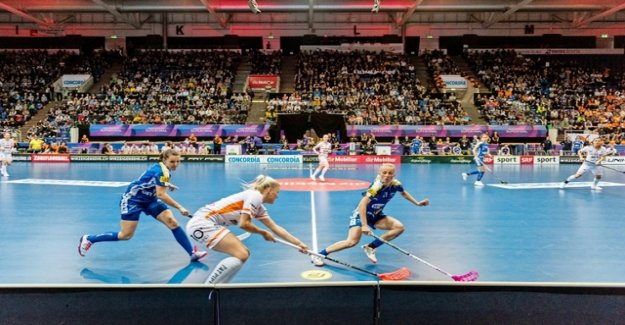 Women's day at the super final