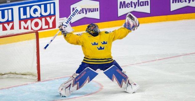 World championships! Sweden got super confirmation - Henrik Lundqvist joins the team, see the 13 NHL player list