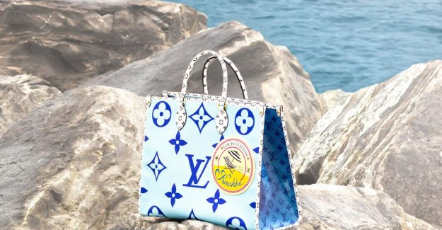 You may not have missed this week: Louis Vuitton brings ode to Knokke & get free easter eggs this weekend