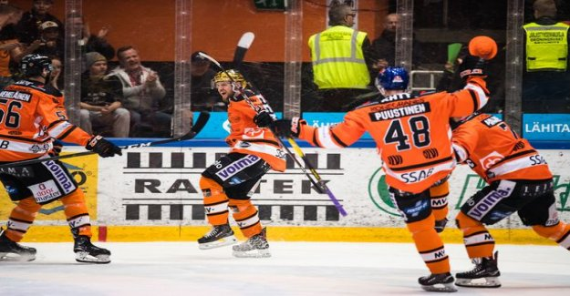 Young public hot - HPK-stars accused of filming of the SM-league finals, Weasels-veteran Jussi Jokinen was silent: No comment