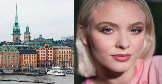 Zara Larsson moves away from home, have bought their own apartment
