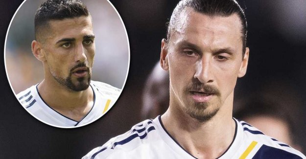 Zlatan teammate: Took three weeks before he knew my name