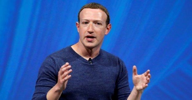 Zuckerberg gives an idea of how hard the scandals Facebook meet
