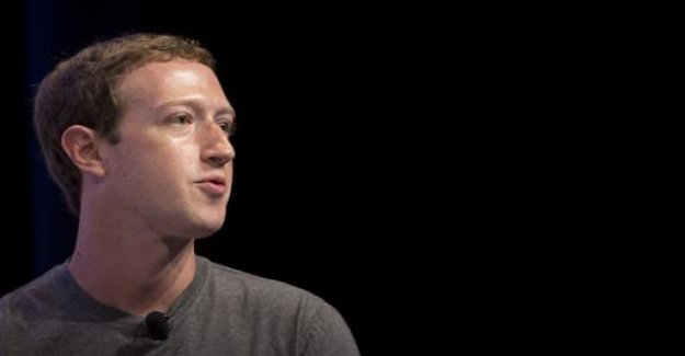 Zuckerberg in the ARD interview: in Need of more active role of policy