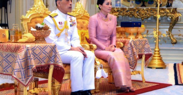 150.000, caps, and a ban on air conditioning: Thailand prepares for royal procession