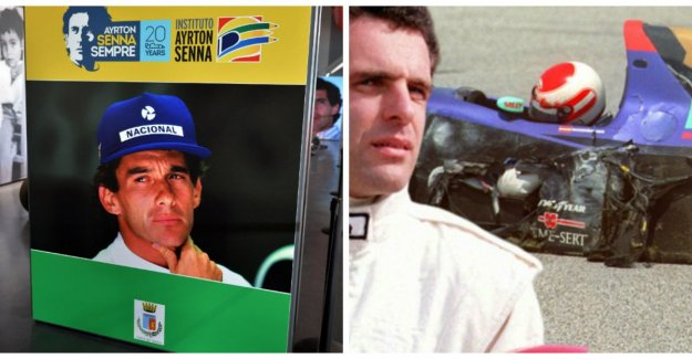 25 years ago, the Formula 1-blackest weekends ever