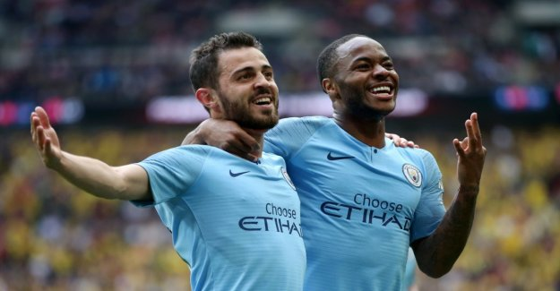 6:0 - Manchester City stormed to the Triple