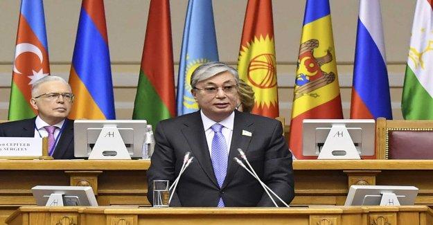 80 arrested at valprotester in Kazakhstan