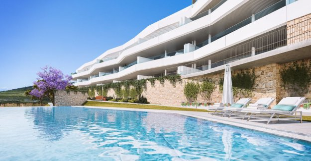 A 2nd stay in Spain for you? This 8 nieuwbouwflats cost less than 150,000 euros