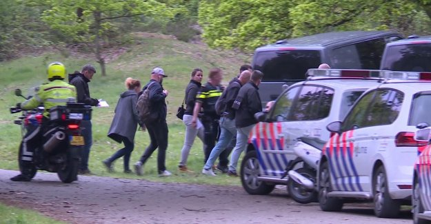 A Man and a woman during a walk with the dogs was stabbed to death in Netherlands